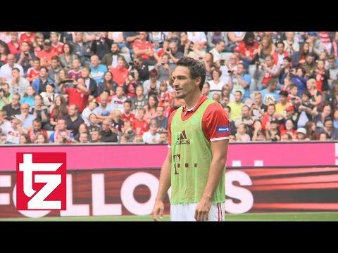 """Mats Hummels zum Spiel in Dortmund: """"Werde 15-mal gnadenlos ausgepfiffen"""" (FC Bayern)"""