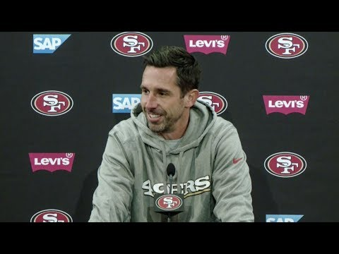 Kyle Shanahan: Jimmy Garoppolo is a Good Mix of 'Patient and Quick'