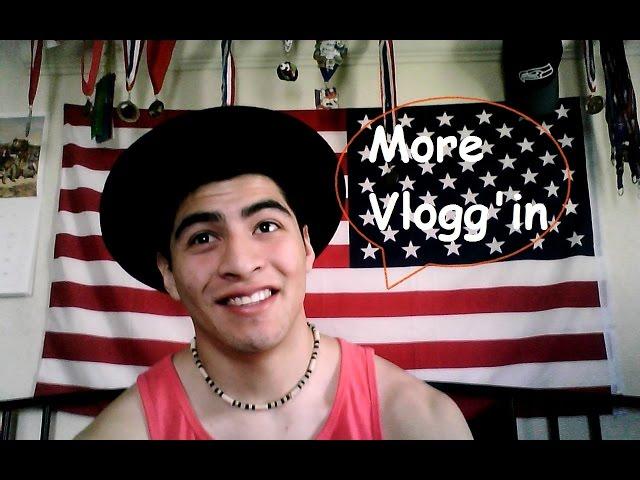 More Vloggin