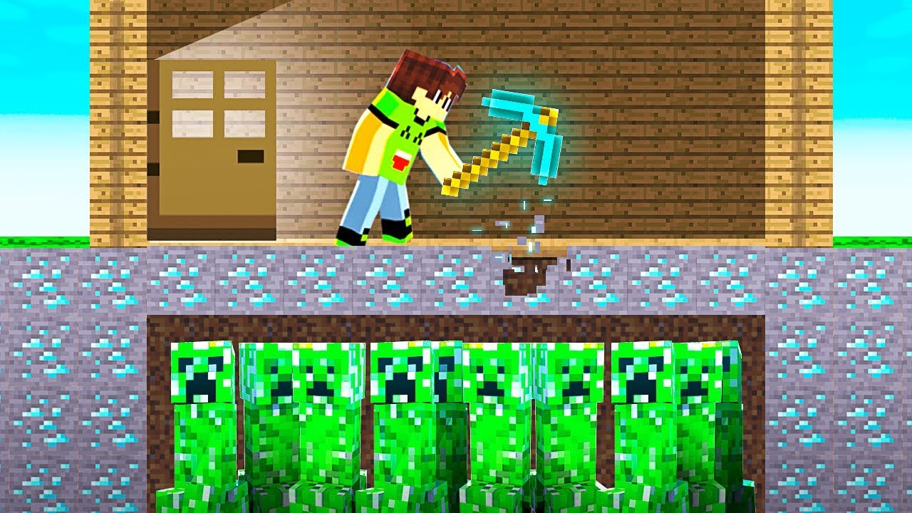 Watch Minecraft: How To Build A Survival Starter House