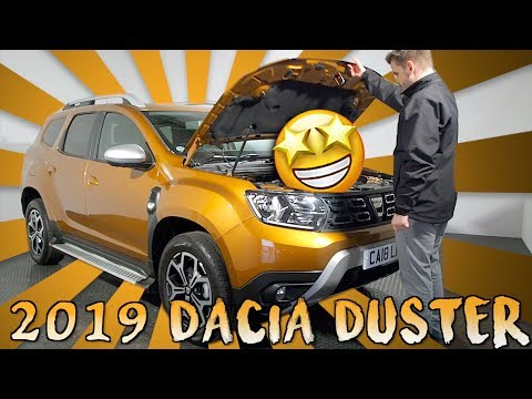 2019 DACIA DUSTER REVIEW | Wessex Garages