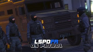 LSPDFR - On Patrol - Day 9 - SWAT Patrol