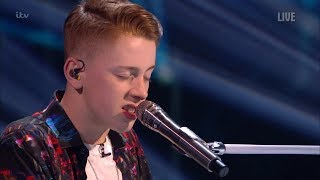 Britain's Got Talent 2019 Live Semi-Finals Night 4 Kerr James Full Clip S13E15