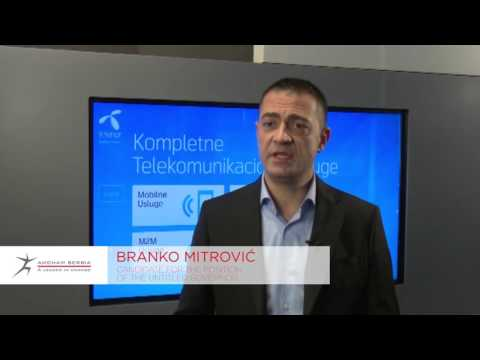 Branko Mitrović, Telenor - Candidate for the position of the Untitled Governor