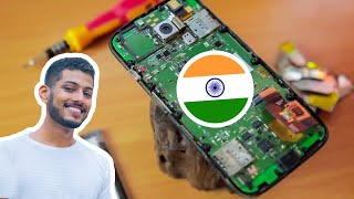 Can A Smartphone be Made In India? *Asli Sach*
