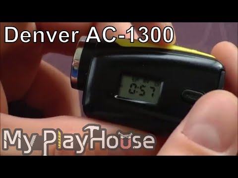 Unboxing, review and play with Denver AC-1300 - 060