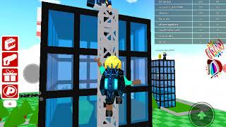ROBLOX WITH MICHAELA : FLOOR IS LAVA