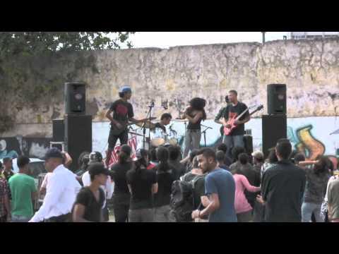 ART-LESS, Abattoirs de Casablanca, Maroc, 10 Juin 2012