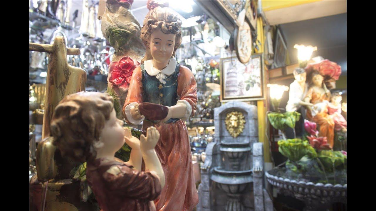 Artículos de Decoración DECOR CENTER en el Mercado Central de Lima ...