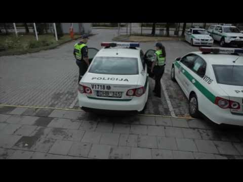 Vilniaus policija prisijunk