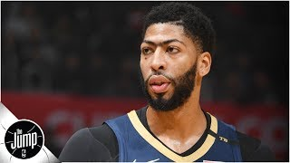 There is no urgency for Pelicans to trade Anthony Davis – Amin Elhassan | The Jump