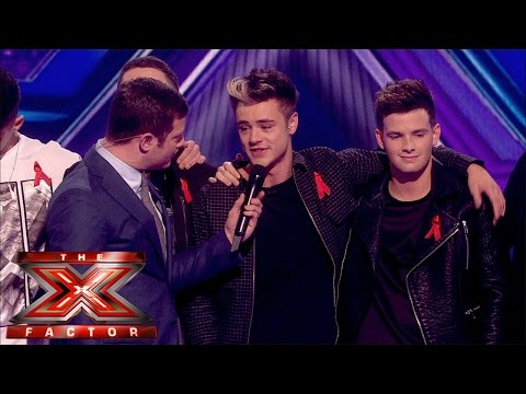 Stereo Kicks Best Bits | Live Results Wk 8 | The X Factor UK 2014