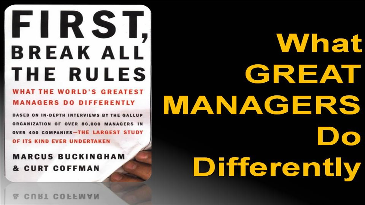 what great managers do marcus buckingham We're industry leaders in behavioural and cultural change, on a mission to fill the world with great managers great leadership starts with great managers.