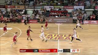 Saigon Heat v Singapore Slingers | CONDENSED HIGHLIGHTS | 2018-2019 ASEAN Basketball League