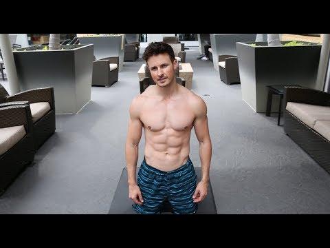 Jake Mast P90x Ab Ripper X2 Workout Video