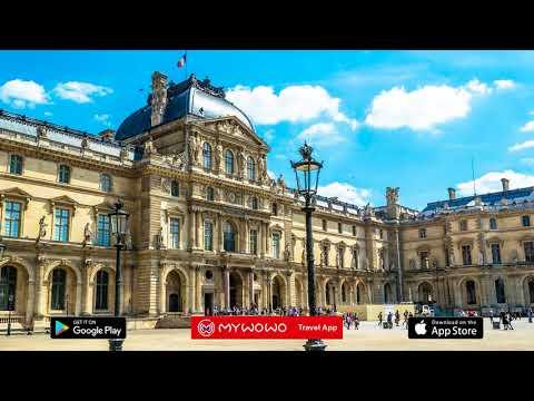 Louvre Palace – Façade – Paris – Audio Guide – MyWoWo  Travel App