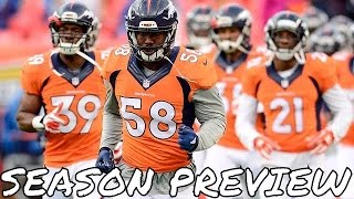 Denver Broncos 2016-17 NFL Season Preview - Win-Loss Predictions and More!