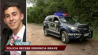 """Caso Victor: jovem pode ter sido vítima do """"tribunal do crime"""""""