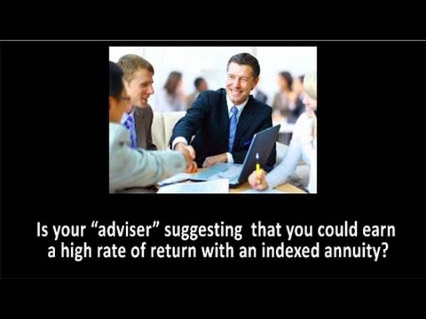 WARNING about Fixed Indexed Annuities!