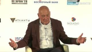 Журналист Владимир Познер о свободе, Америке, независимых СМИ и Алексее Навальном