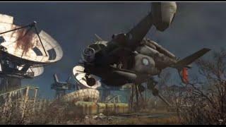 Fallout 4 Как попасть в институт без телепорта