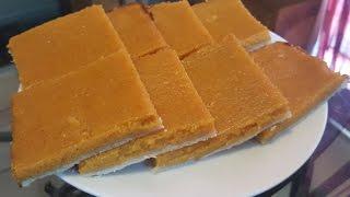 How to make Sweet Potato Pie Squares