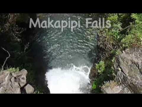 Makapipi Falls Virtual Maui Guide