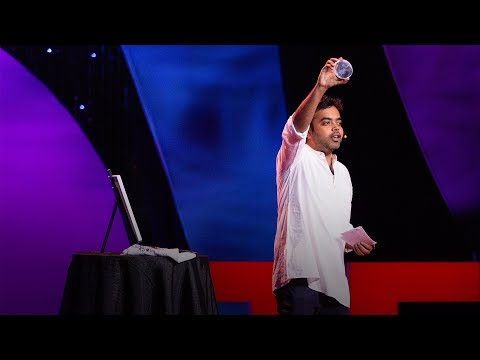 Ink made of air pollution | Anirudh Sharma