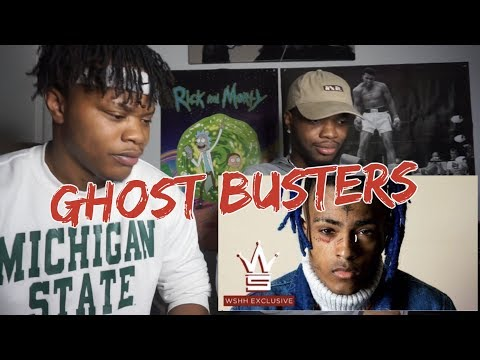 "Trippie Redd & XXXTentacion ""Ghost Busters"" Feat. Ski Mask The Slump God (Official Audio) - REACTION"