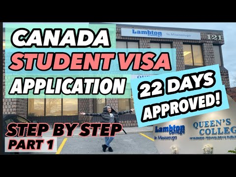 HOW TO APPLY AS INTERNATIONAL STUDENT IN CANADA | STUDENT VISA APPLICATION | Buhay Canada PART 1