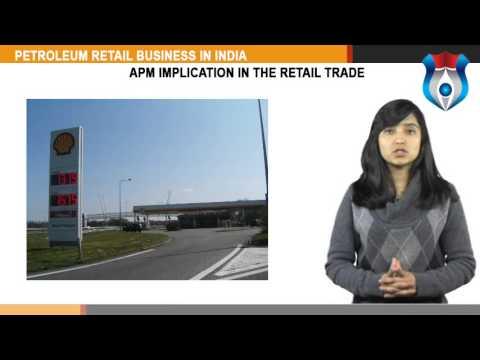 PETROLEUM RETAIL BUSINESS IN INDIA