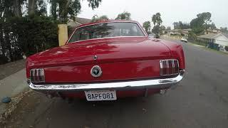 1965 Ford Mustang Coupe by Mustang and co