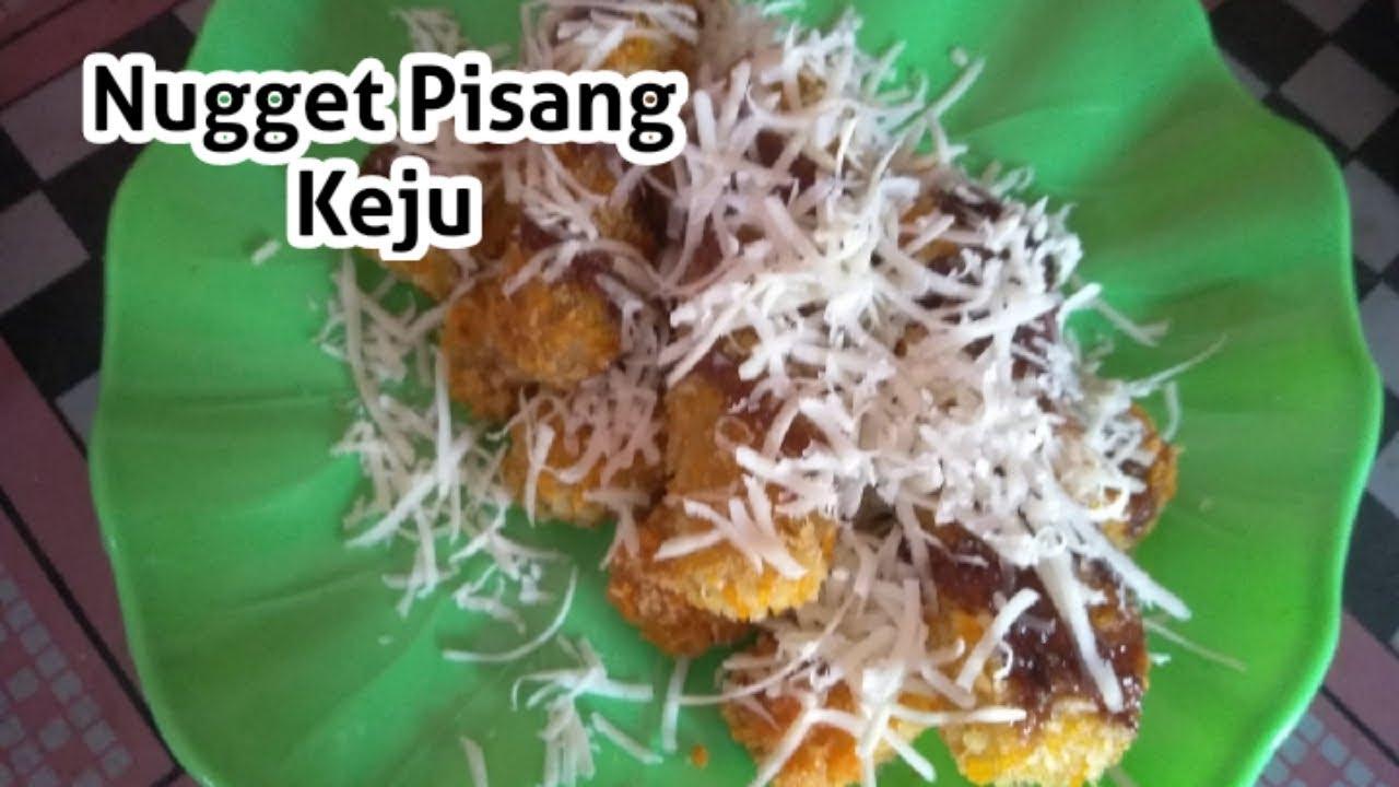 Cara Membuat Nugget Pisang | Resep nugget pisang | Ide ...