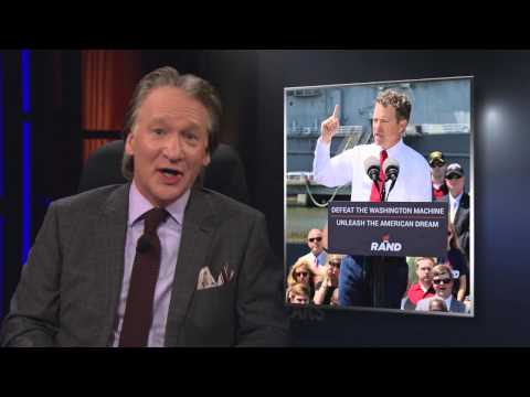 Real Time with Bill Maher: What Happened to Rand Paul? (HBO)