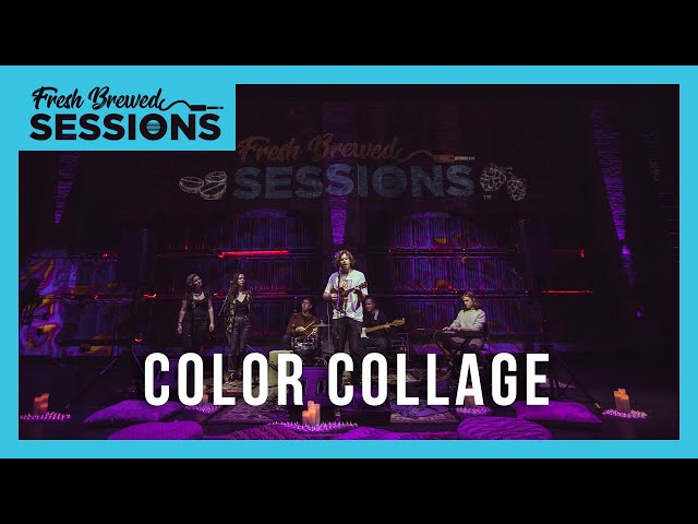 Fresh Brewed Sessions | Color Collage | Like and Subscribe