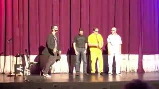 Tape Face America's Got Talent Live - Planet Hollywood Vegas Oct 2016