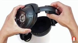 Unboxing: Sennheiser HD 820 Closed-back Audiophile Headphone