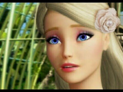 Barbie as the Island Princess cartoon