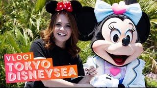 Vlog: um dia mágico na Tokyo DisneySea • Karol Pinheiro