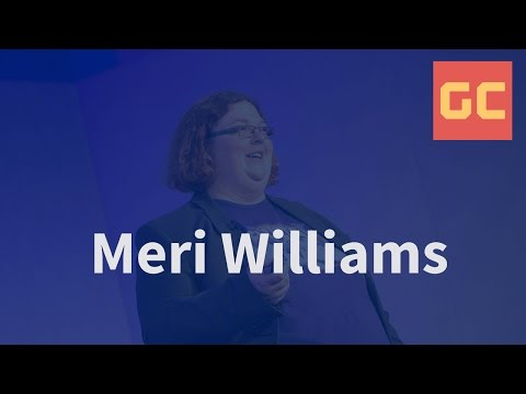 Modern management: Creating space to be awesome – Meri Williams | Ground Control 2017