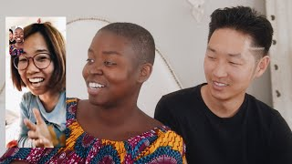 Surprise Inviting Friends & Family to Our Korean Wedding!