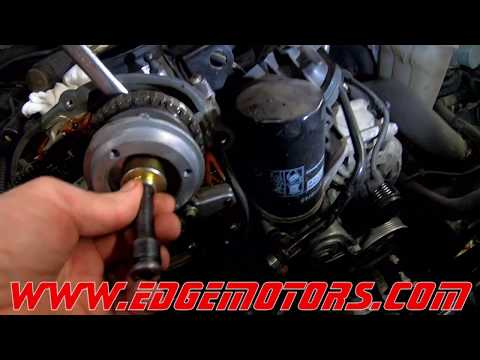 Audi Q5 A4 Vw Golf Jetta 2.0T tfsi Timing Chain Replacement DIY by Edge Motors Part 1