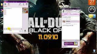Yahoo Messenger BUZZ! Spaming (Cheat Engine)