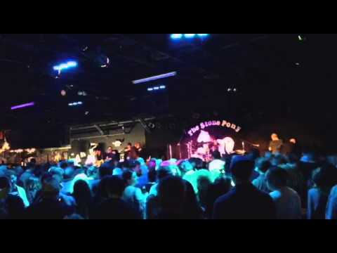 """Springsteen tribute band """"Tramps Like Us"""" at The Stone Pony, March 14 2015."""