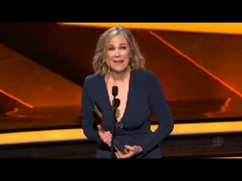 Catherine O'Hara Candy Award 2016