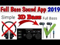 Full 3D Bass Mp3 Player for android 2019 |Poweramp |NajiiTV