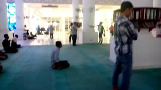 Sholat di Masjid Negeri, Masjid Sultan Ahmad 1, Kuantan