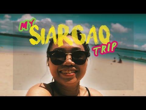 Vlog #03 MY SIARGAO TRIP