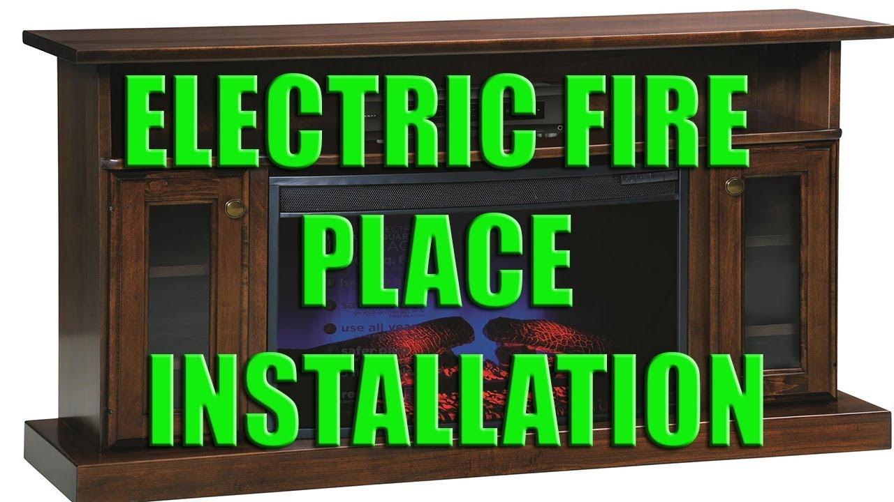 ELECTRIC FIRE PLACE | INSTALLATION & 3 MONTH REVIEW | KOMODO HUDSON ...