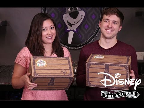 Disney Treasures: Festival of Friends Unboxing!